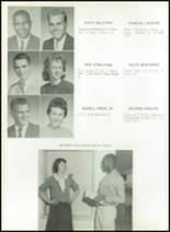 1961 Princeton High School Yearbook Page 40 & 41