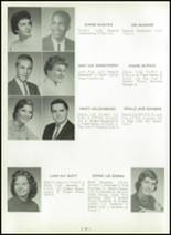 1961 Princeton High School Yearbook Page 42 & 43