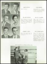 1961 Princeton High School Yearbook Page 44 & 45