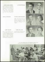 1961 Princeton High School Yearbook Page 46 & 47