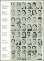 1961 Princeton High School Yearbook Page 50 & 51