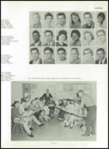 1961 Princeton High School Yearbook Page 52 & 53