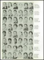 1961 Princeton High School Yearbook Page 56 & 57