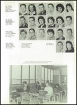 1961 Princeton High School Yearbook Page 58 & 59