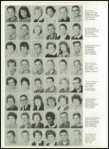 1961 Princeton High School Yearbook Page 62 & 63