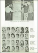 1961 Princeton High School Yearbook Page 66 & 67