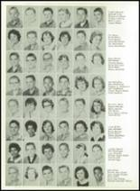 1961 Princeton High School Yearbook Page 72 & 73