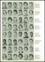1961 Princeton High School Yearbook Page 78 & 79