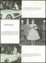 1961 Princeton High School Yearbook Page 84 & 85