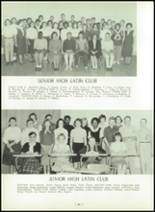 1961 Princeton High School Yearbook Page 90 & 91