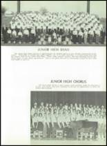 1961 Princeton High School Yearbook Page 96 & 97