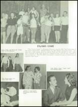 1961 Princeton High School Yearbook Page 100 & 101