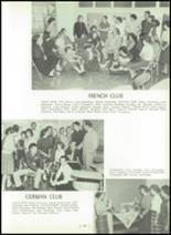 1961 Princeton High School Yearbook Page 104 & 105