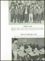 1961 Princeton High School Yearbook Page 106 & 107