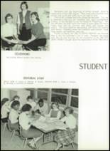 1961 Princeton High School Yearbook Page 108 & 109