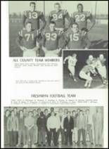 1961 Princeton High School Yearbook Page 116 & 117