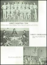 1961 Princeton High School Yearbook Page 120 & 121
