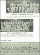 1961 Princeton High School Yearbook Page 122 & 123