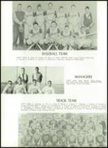 1961 Princeton High School Yearbook Page 124 & 125