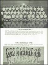 1961 Princeton High School Yearbook Page 126 & 127