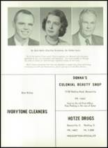 1961 Princeton High School Yearbook Page 144 & 145