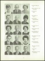 1968 North Stokes High School Yearbook Page 28 & 29