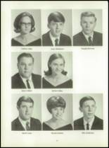 1968 North Stokes High School Yearbook Page 32 & 33