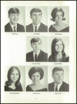 1968 North Stokes High School Yearbook Page 38 & 39