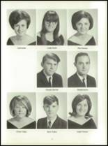 1968 North Stokes High School Yearbook Page 40 & 41