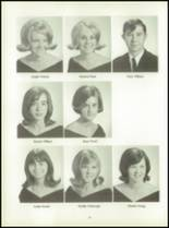 1968 North Stokes High School Yearbook Page 42 & 43