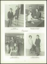 1968 North Stokes High School Yearbook Page 44 & 45