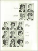 1968 North Stokes High School Yearbook Page 56 & 57