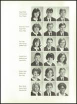 1968 North Stokes High School Yearbook Page 74 & 75