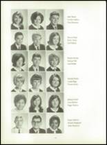 1968 North Stokes High School Yearbook Page 78 & 79