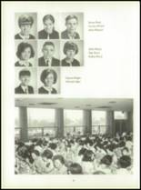 1968 North Stokes High School Yearbook Page 80 & 81