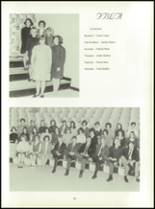 1968 North Stokes High School Yearbook Page 88 & 89