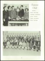 1968 North Stokes High School Yearbook Page 90 & 91