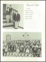 1968 North Stokes High School Yearbook Page 92 & 93