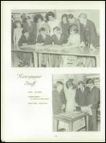 1968 North Stokes High School Yearbook Page 96 & 97