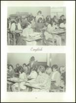 1968 North Stokes High School Yearbook Page 104 & 105