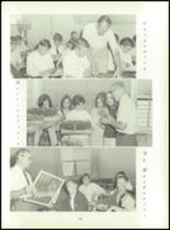 1968 North Stokes High School Yearbook Page 108 & 109