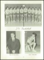 1968 North Stokes High School Yearbook Page 126 & 127