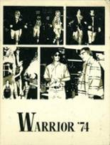 1974 Yearbook Fairview High School