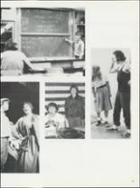 1975 Montpelier High School Yearbook Page 16 & 17