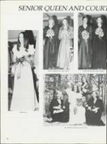 1975 Montpelier High School Yearbook Page 34 & 35