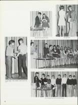 1975 Montpelier High School Yearbook Page 42 & 43