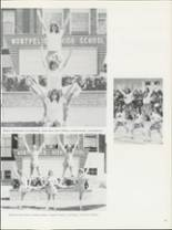 1975 Montpelier High School Yearbook Page 54 & 55