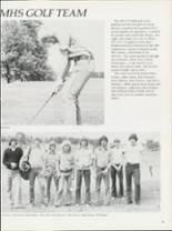 1975 Montpelier High School Yearbook Page 64 & 65