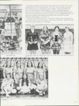 1975 Montpelier High School Yearbook Page 68 & 69