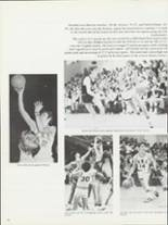 1975 Montpelier High School Yearbook Page 74 & 75